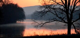 Dawn on the Susquehanna