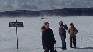 DEC Ice Fishing Clinic at Glimmerglass