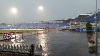 bmets stadium weather delay
