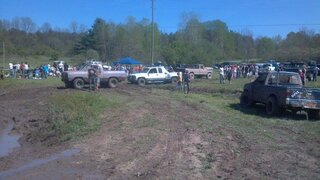 annual west preston mudders pig roast