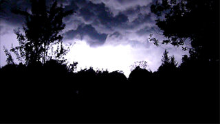 Storm through Greene/Smithville 8/14/12