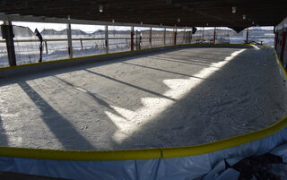 Ice Rink in Owego