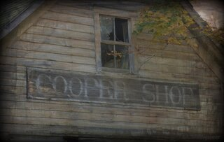 Cooper Shop in McDonough