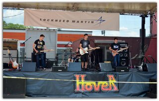 HoveR @ the Strawberry Festival
