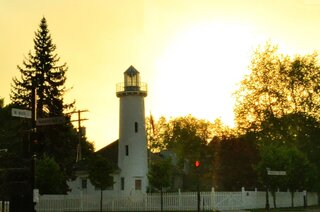 Endicott light house
