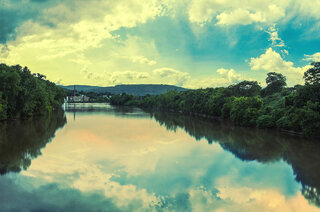Symmetry in the Susquehanna