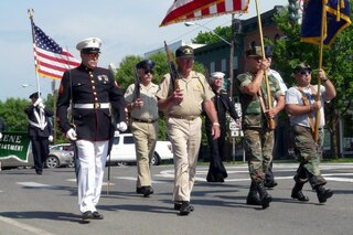 Greene Memorial Day Parade