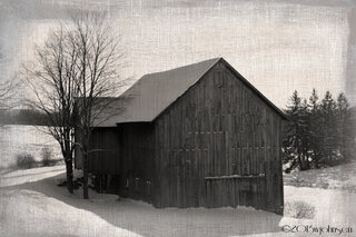 Adams Road Barn