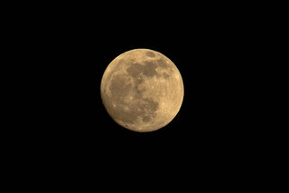 Not A Pink Moon But...
