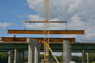 Girder Placement Pt III