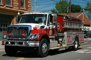Random Photos of 2013 Owego Parade
