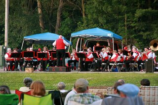 TCCA Concerts in the Park Series 2013