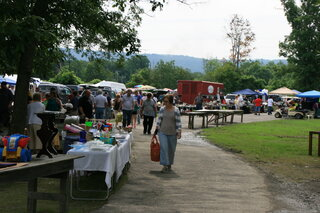 Conklin hosts large flea market Sundays