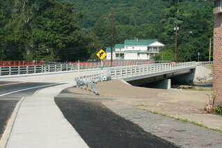 Catatonk Creek Bridge reopens