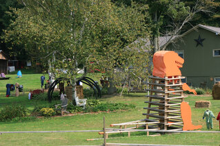 Jackson's Farm readies for Halloween