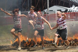 2012 Warrior Dash in the Poconos