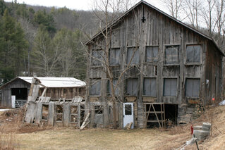 Great old Barn on Day Hollow Road