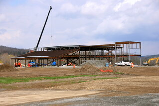 New Elementary School in Owego on track