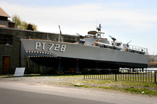 WWII PT Boat Restoration Project