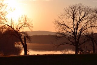 Sunrise on the Susquehanna