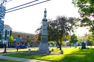 Civil War Memorial Sherburne