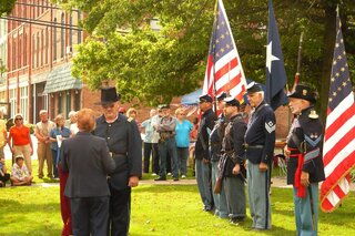 114th Regiment Sesquicentennial