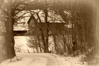 West Brook Road Barn
