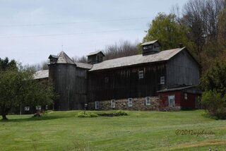 Huge Old Barn
