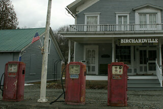 Trip to Birchardville and Montrose, PA
