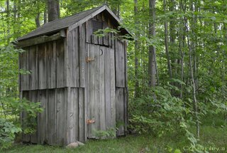 Privy along the way.