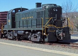 Trains in Steamtown