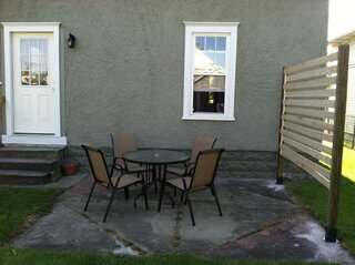 Bare Bones Patio - Spruce me Up!