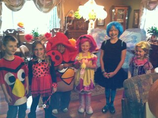Halloween part at Nana & Poppy's!