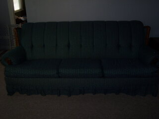 Ugly couch...great granfathers
