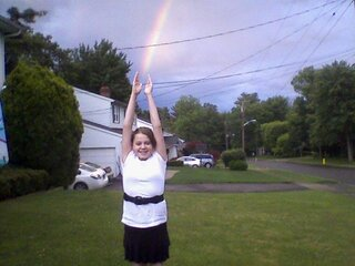 Catching the Rainbow!!
