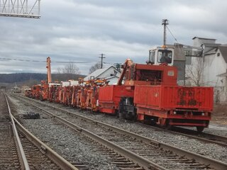 Norfolk Southern Equipment Parade
