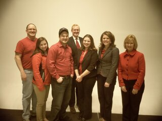 WBNG's Wear Red Day!