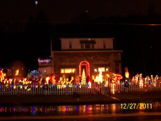 holliday lights