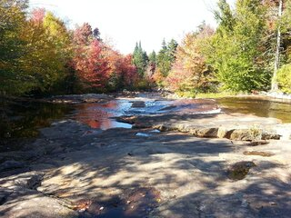 Adirondack Mountain Fall Beauty