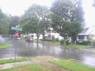 July 23rd storm