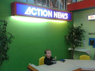 Action News Audition