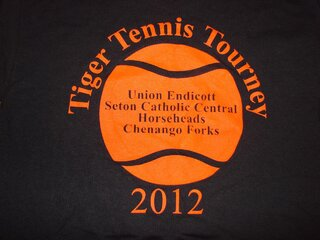 3rd Annual UE Tiger Tennis Tournament