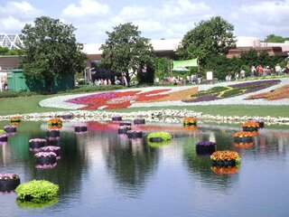 2012 Flower Show in Epcot at Disney