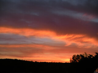 May 31 2014 sunset