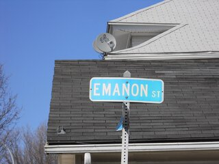 A different street name. LOL