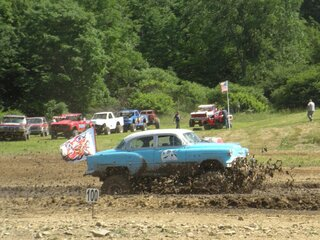 Broome Tioga Sports Center Mud Bog