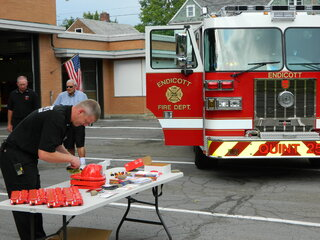 EFD participates in National night out