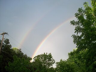 Double Rainbow: Nature At It's Finest