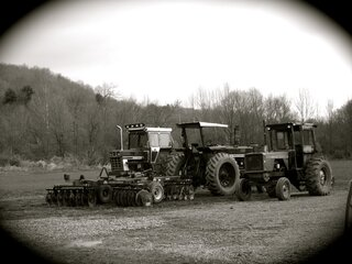 Time to Till the Fields