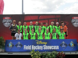 CNYa U16 Takes The GOLD!!!